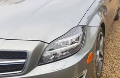 Mercedes-Benz Cls63 2011 Silver for sale