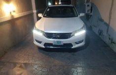 Honda Accord 2014 White For Sale
