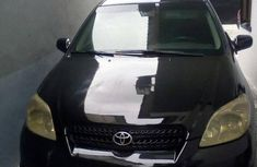 Very Sharp Toyota Matrix 2004 Black for sale