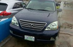 Lexus GX 470 2008 Blue for sale