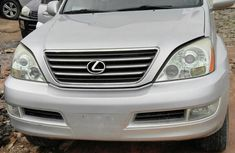 Lexus GX470 2007 Silver for sale