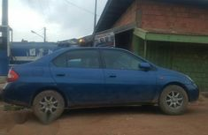 Clean Toyota Prius 2003 Blue for sale