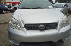 Clean Toyota Matrix 2006 Silver for sale