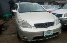 Used Toyota Matrix 2003 Gold for sale