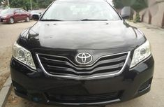 Clean Toyota Camry 2010 Black for sale