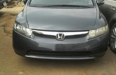 Honda Civic 2008 Gray for sale