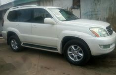 New Tokunbo Lexus Gx470 2006 White