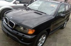 BMW X5 2002 Black for sale