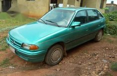 Opel Astra 1999 Green for sale
