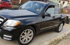 Mercedes Benz GLK 2013 Black for sale