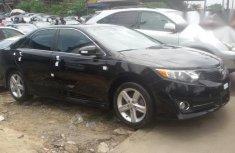 New Toyota Camry SE Sport 2012 Black