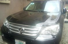 Lexus Gx460 2010 Black for sale