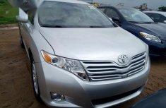 Toyota Venza 2009 Silver for sale
