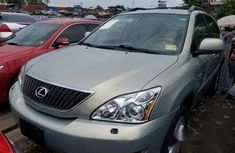 Lexus Rx 350 2009 Gray for sale