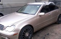 Mercedes-Benz C230 2005 Gold for sale