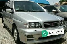 Kia Joice 2005 Silver for sale