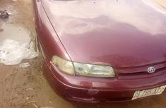 Very Clean Mazda 626 2003 Red for sale