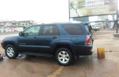 Very Clean Used Toyota 4runner 2005 Blue