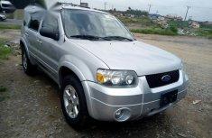 Ford Escape V6 2005 Silver for sale