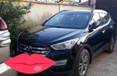 Hyundai Santa Fe 2013 Black for sale