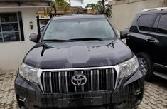 Toyota Land Cruiser Prado 2018 Black for sale