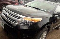 Clean Registered Ford Explorer 2015 Black