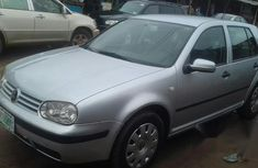 Volkswagen Golf 4 2005 Silver for sale