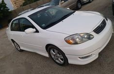 Toyota Camry Sport 2005 White for sale