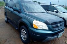 Honda Pilot 2004 Green for sale