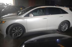 Foreign Uses Toyota Venza 2009 White