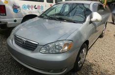 Tokunbo Toyota Corolla 2005 Silver for sale