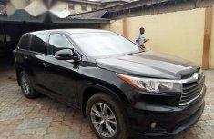A Super Clean & Sound Toyota Highlander 2013 Black