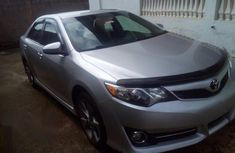 Toyota Camry 2012 Sliver for sale