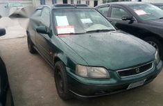 Cheap Honda Civic 1999 Green For Sale