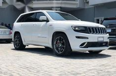 Used Jeep Grand Cherokee SRT 2015 for sale