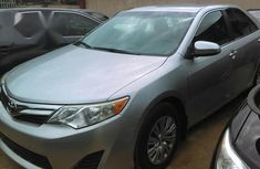 Used Toyota Camry LE 2012 Silver