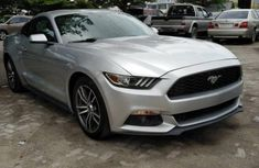 Ford Mustang GT 2016 Silver for sale