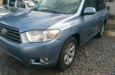 Clean Used Toyota Highlander 2008