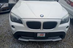 BMW X1 2012 White for sale