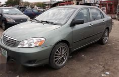 Toyota Corolla LE 2003 Green for sale