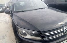Volkswagen Tiguan 2013 Black for sale