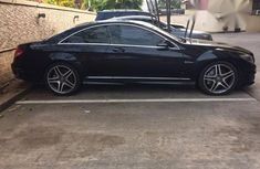 Mercedes Benz Cl 2010 Black for sale