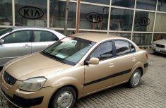 Kia Rio 2006 Gold for sale