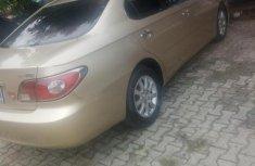 Lexus E300 2005 Gold for sale