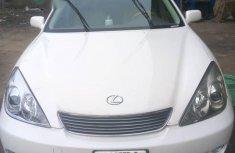Lexus Es330 2006 White for sale