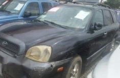 Hyundai Santa Fe 2005 Black For Sale