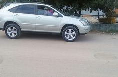 Clean Lexus Rx330 2006 Silver for sale