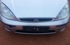 Clean Ford Focus 2003 Silver For Sale