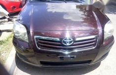 Clean Toyota Avensis 2005 for sale
