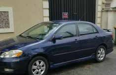 Clean Toyota Corolla 2003 Blue for sale